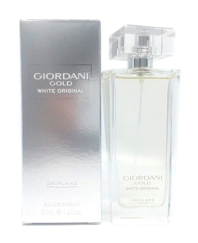 Oriflame Giordani Gold White Original Eau De Parfum 50ml 16oz