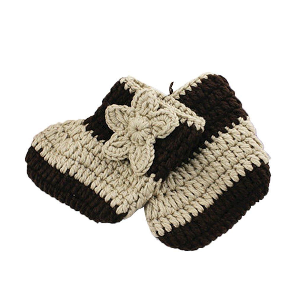 TININNA bebé recién nacido niño niña fotografía Prop Lovely Crochet ...