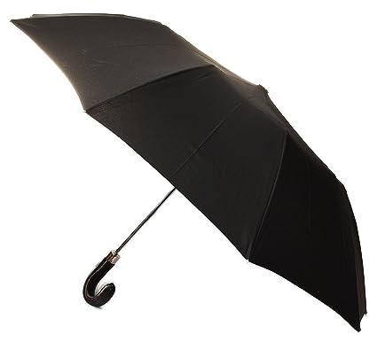 Parapluies Jean-Paul Gaultier - Negro Paraguas Plegable automático
