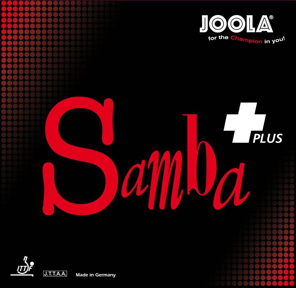 JOOLA Samba Plus Table Tennis Rubber
