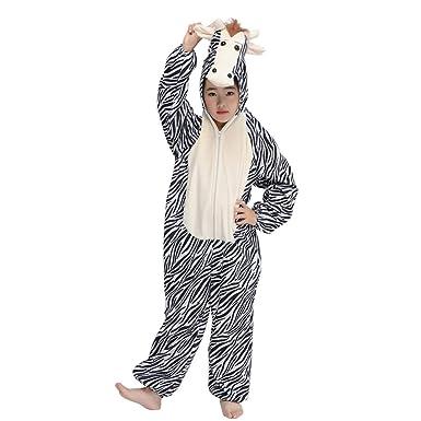 Disfraz de Cebra para niños, Disfraz de Overol de Animal, Cebra, S ...