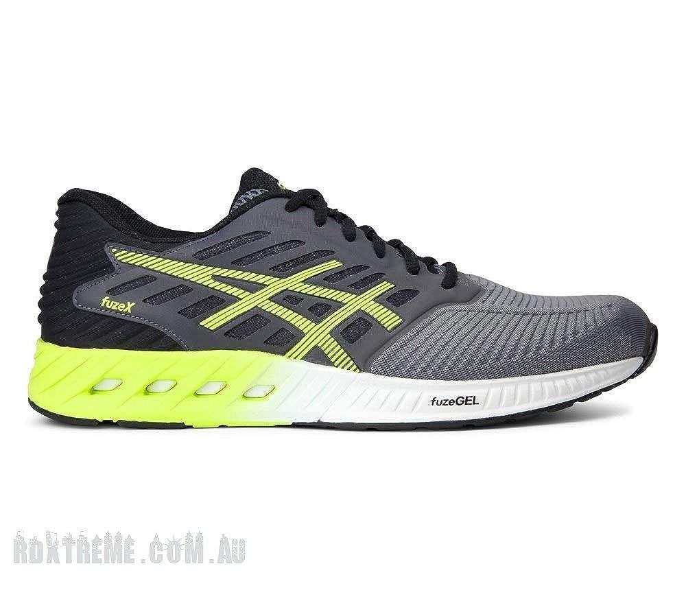 Buy asic Men's Yellow Grey Fuzex Shoes