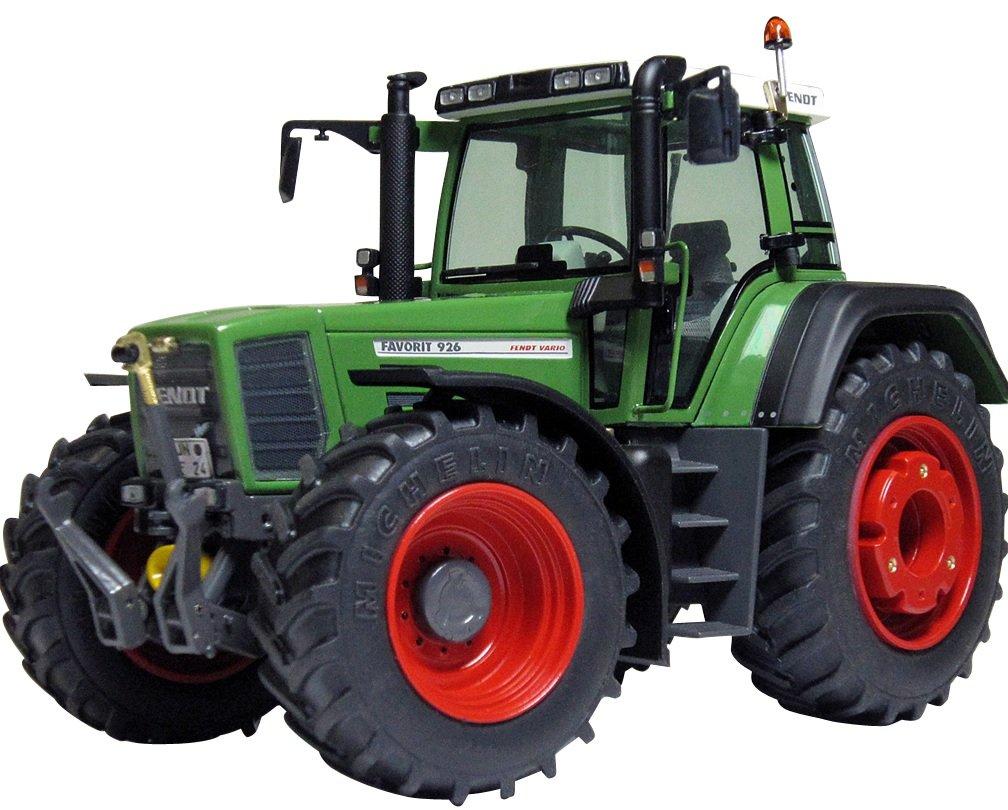 Weise-Toys Fendt Favorit 926 Vario (versión 1996 – 2000/1ordf; generación) (2013) Modelo de Tractor