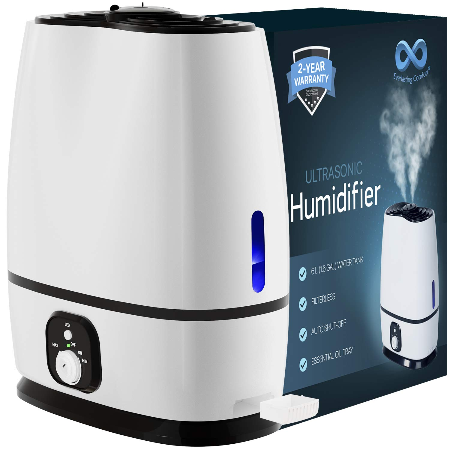 The Best Humidifier for Nosebleeds – Reviews and Buyer's Guide for 2020 2