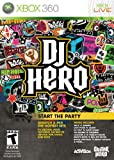 xbox 360 software - DJ Hero Stand Alone Software -Xbox 360