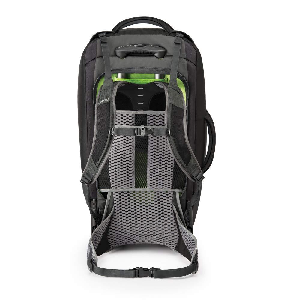 Amazon.com  Osprey Packs Sojourn Wheeled Luggage 251becd90d1ce