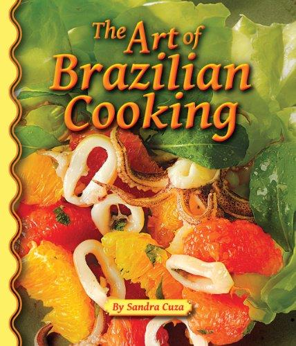 Art of Brazilian Cooking, The by Sandra Cuza, Deborah Riveros