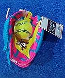 Soft Air Tech® Soft Foam Baseball Glove and Ball Set Pink and Black