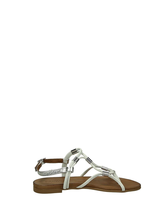 Inuovo 6350, Damen Peeptoes , Weiß - weiß - Größe: 39: Amazon.de: Schuhe &  Handtaschen
