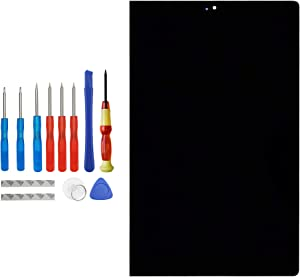 Vvsialeek Replacement Tablet Screen Compatible with Lenovo Yoga Tab 3 Pro YT3-X90F WiFi 10.1