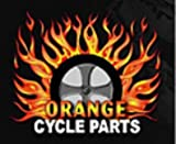 Orange Cycle Parts Heavy-duty Snow Plow Blade