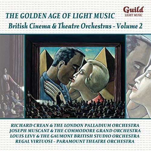 British Cinema & Theatre Orchestras 2 / Various (Gaumont Cinema)