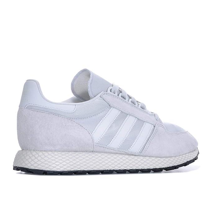 adidas Herren Originals Forest Grove Sneaker in Crystal