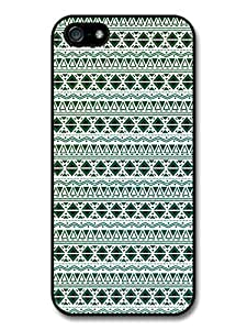 AMAF ? Accessories Aztec Mayan Pattern Original Art Illustration case for iPhone 5 5S