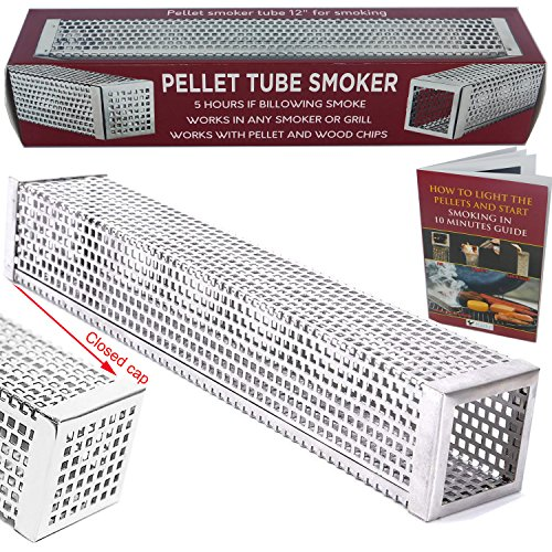 Kaduf Pellet Smoker Tube 12