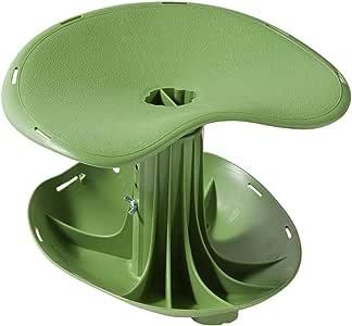 Original Garden Rocker Comfort Seat with Height Adjustable Contoured Comfort Seat and Patented Rocking Base Gardening Stool | Made in USA | Model GB1200