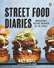 Bring the street food movement into your kitchen and make the easiest, tastiest, and most original street food at home! There's simply nothing tastier than homemade food cooked from scratch. And these days, the street is where you'll find the...