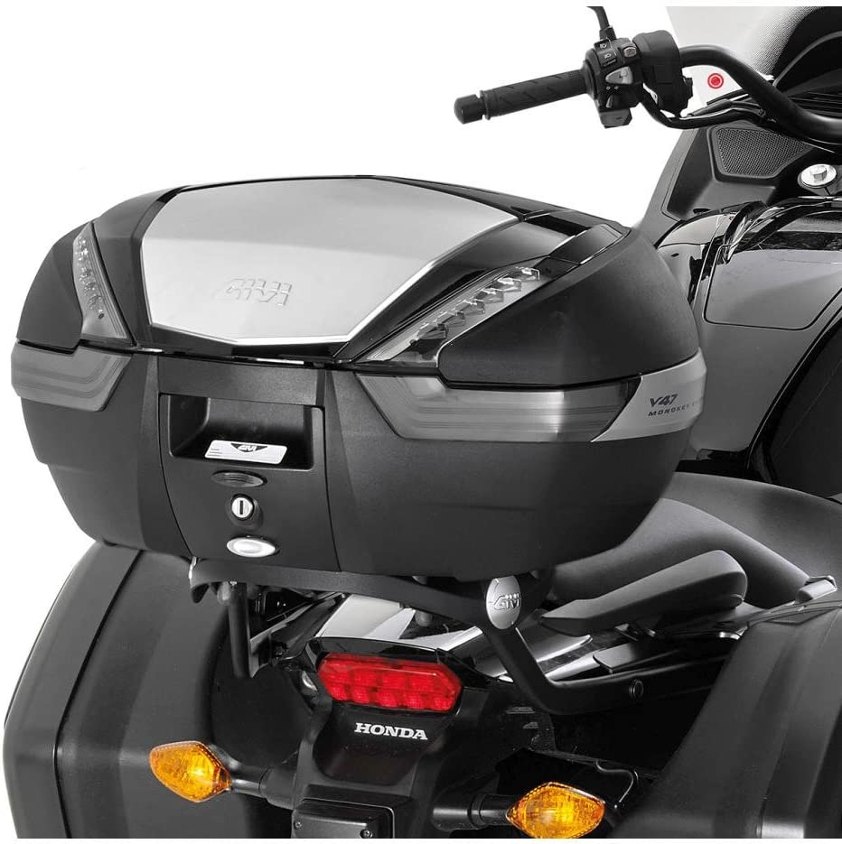 GIVI 1111FZ Specific Monorack Arms For Topcase for Honda NC700X