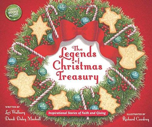 Christmas Giving.Amazon Com The Legends Of Christmas Treasury Inspirational