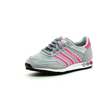 Adidas La Trainer, Scarpe da corsa donna, grigio, 44: Amazon ...