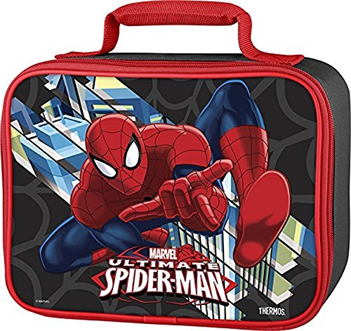 Spider Man Lunch (Thermos Soft Lunch Kit, Spiderman)