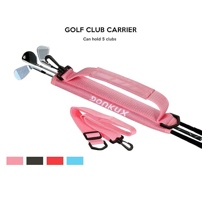 Lixada Portátil Bolsa de Golf Club Ligero Golf Nylon Club ...