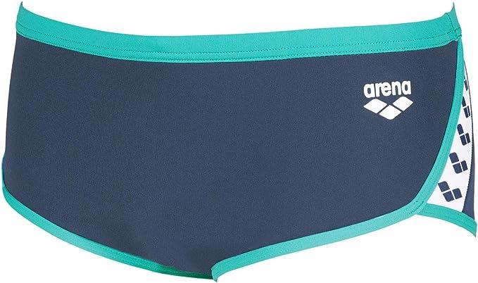 Schnelltrocknend, UV-Schutz UPF 50+, Kordelzug, Chlor-//Salzwasserbest/ändig arena Herren Badehose Slip Ren