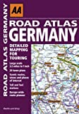 Road Atlas Germany