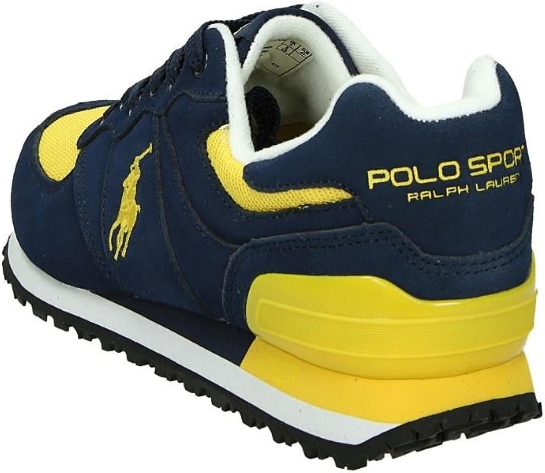 POLO RALPH LAUREN hombre bajas zapatillas de deporte A85 XZ4VT ...