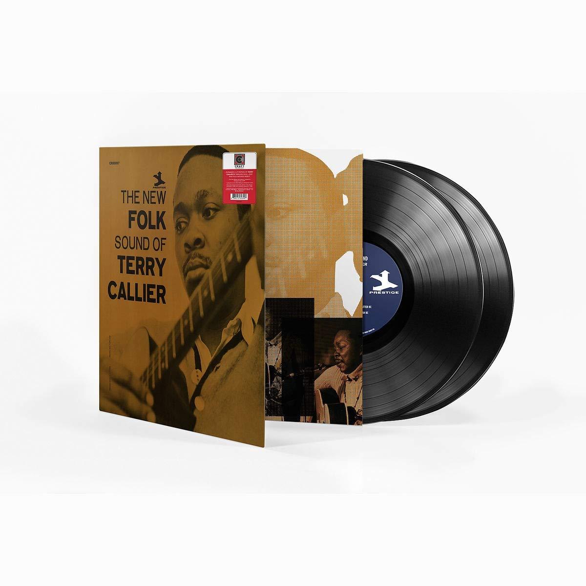 Vinilo : Terry Callier - The New Folk Sound (180 Gram Vinyl, Deluxe Edition)
