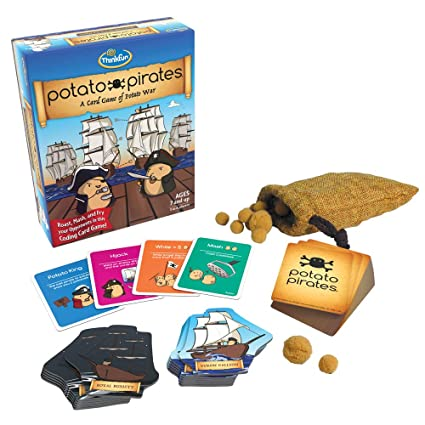 Amazon.com: Piratas de Potato: Toys & Games