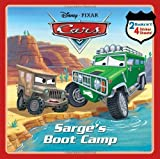 Sarge's Boot Camp/Al's Sky-High Adventure [With 4 Sticker Sheets] (Cars) by Ferdinand Stepson (8-Jan-2008) Paperback