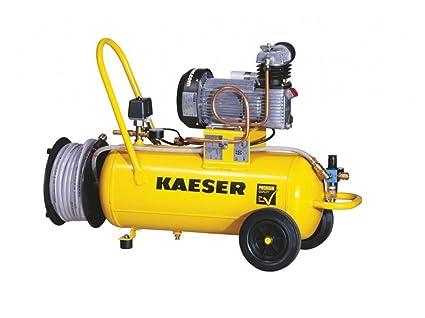 kaeser Premium 450/90W Impresión Compresor De Aire + 20m manguera carga