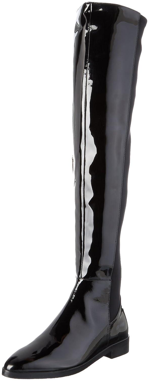 Noir Schwarz Hautes nero I0405x Femme Bruno Premi Bottes pwHqnP7