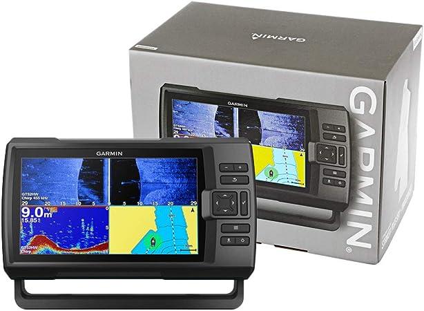 Garmin SONDA GPS Striker Plus 9CV GPS Integrado MAPAS Quickdraw Contours SONDA Chirp CLEARVÜ con TRANSDUCTOR GT52HW-TM: Amazon.es: Electrónica