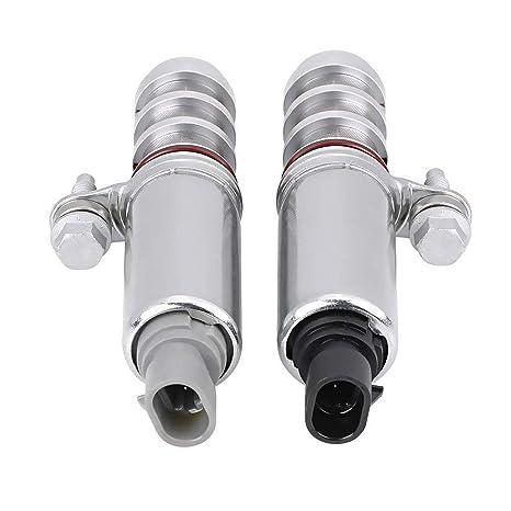 Intake & Exhaust Camshaft Position Actuator Solenoid Control Valve Kit  12655420 12655421 for GM Chevy Cobalt Malibu G5 G6 HHR Buick Pontiac 2 0L  2 2L