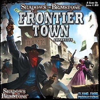 Amazon com: Shadows of Brimstone: City of the Ancients: Toys
