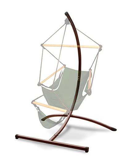 Charmant Hammaka Arc Stand   Hanging Chair Stand In Bronze