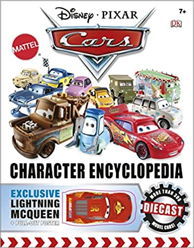 Disney Pixar Cars Character Encyclopedia por Dk epub