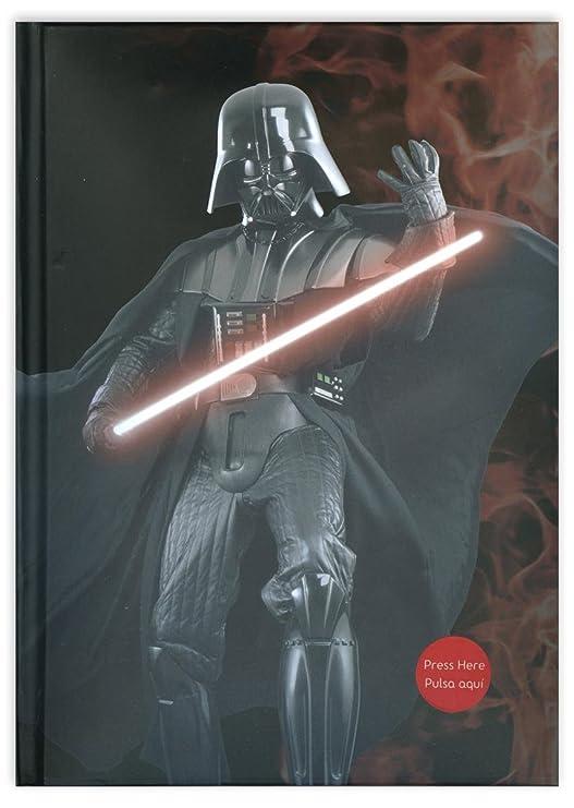 Star Wars 70001111 Darth Vader Notizbuch Actionfigur
