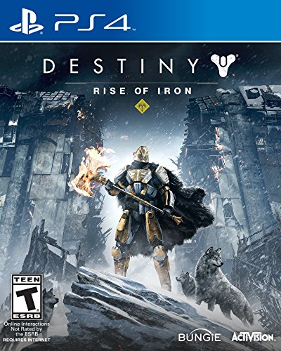 Amazon com: Destiny: Rise of Iron - PS4 [Digital Code