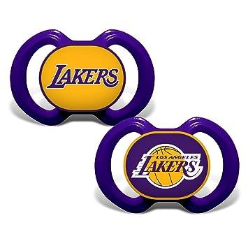 Amazon.com: NBA Los Angeles Lakers bebé recién nacido ...