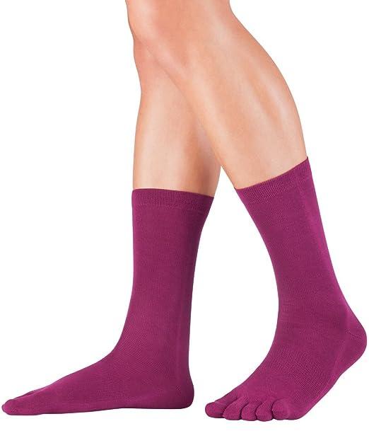 Knitido Business Liner | Calcetines de dedos ligeros en algodón Supima®: Amazon.es: Ropa y accesorios