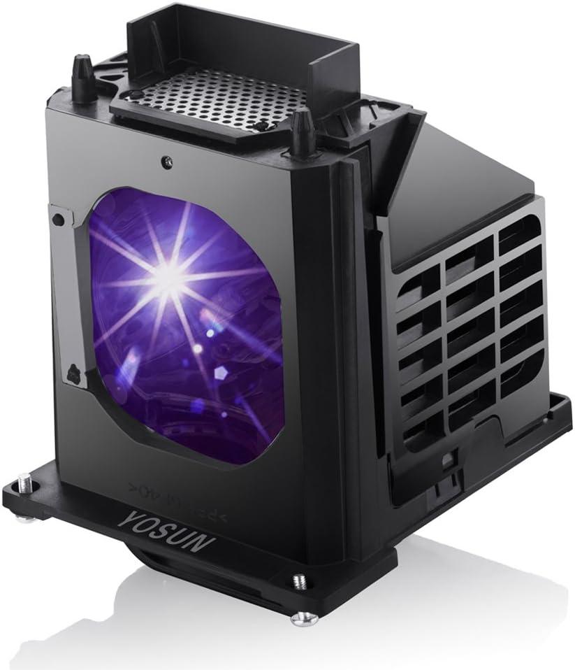 YOSUN 915B403001 - Lámpara de Repuesto para televisor Mitsubishi WD-60735 WD-60737 WD60735 WD65735 WD-73737 WD-65C9 WD-73735 WD-65735 WD-65737 WD-65837 WD-73736: Amazon.es: Electrónica