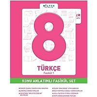 8. Sınıf Türkçe Konu Anlatımlı Fasikül Set - Bilfen Yayıncılık