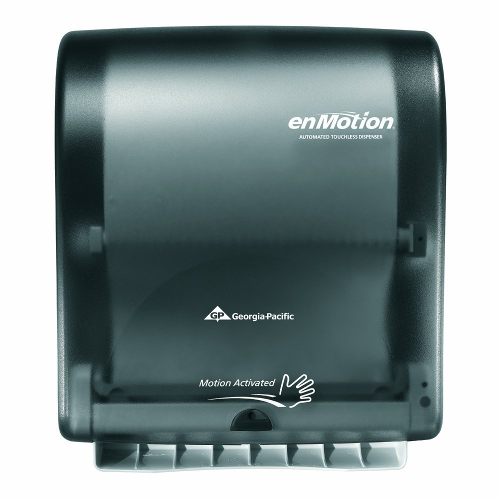 Merveilleux Amazon.com: Georgia Pacific Enmotion 59462 Classic Automated Touchless Paper  Towel Dispenser, Translucent Smoke: Industrial U0026 Scientific