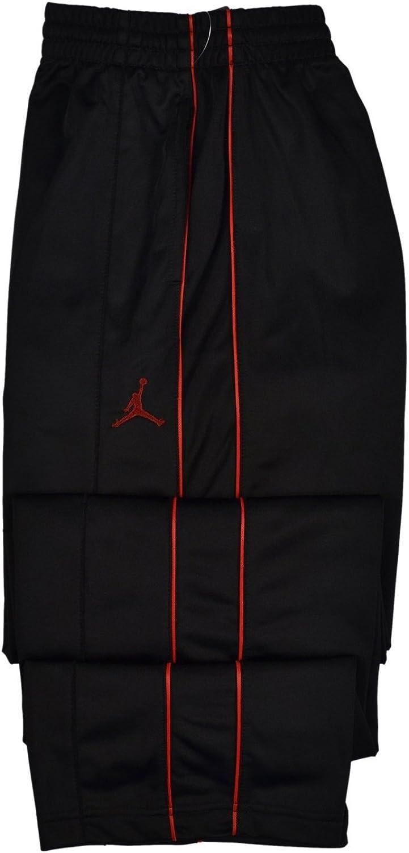 Jordan Nike Boys Jumpman Athletic Track Training Pants Black Size Large 12-13 yrs