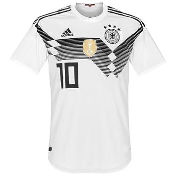 a6695e347fc Allemagne Home Özil 10 Chemise 2018 2019 (impression officielle ...