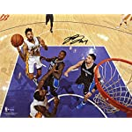 Brandon Ingram Los Angeles Lakers Autographed 8