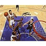 Brandon Ingram Los Angeles Lakers Autographed 8